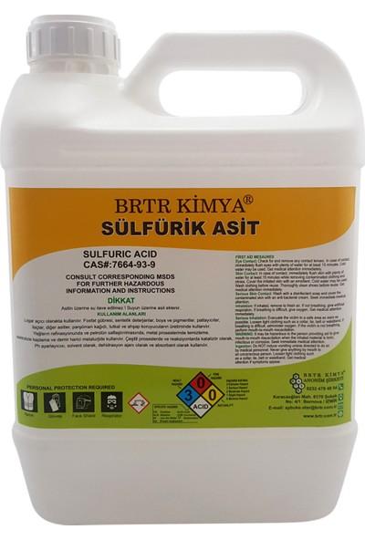 Brtrkimya %97-98 Sülfürik Asit 10 kg