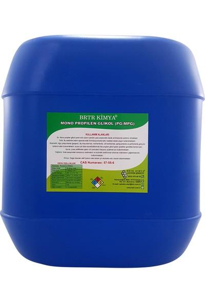 Brtr Kimya Mono Propilen Glikol - 20 Lt - Pg - Gıda Tipi (Food Grade )