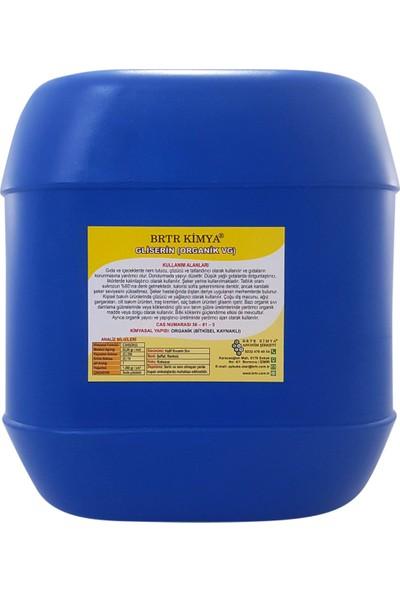 Brtr Kimya Bitkisel Gliserin Vg -20Kg -Usp/Ep %99,84- İthal Ürün