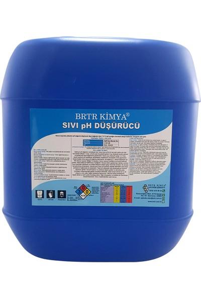 Brtr Kimya Sıvı Ph Düşürücü - 30Kg