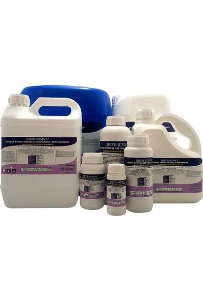 Brtr Kimya Ultra Şeffaf Epoksi Reçine 200 Gr Hobi Seti - (125 Gr Reçine + 75 Gr Hardener )