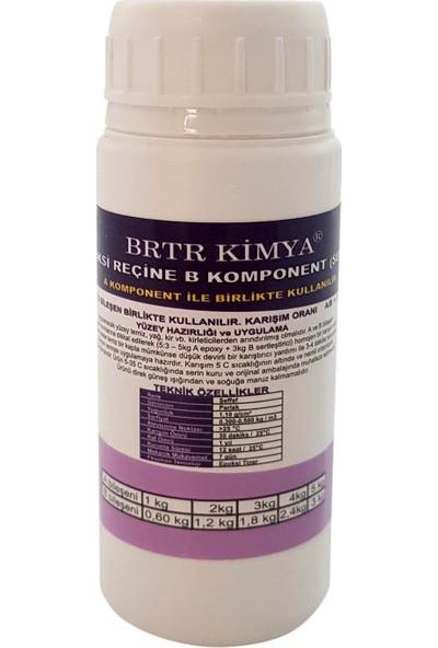 Brtr Kimya Ultra Şeffaf Epoksi Reçine 320 Gr Hobi Seti - (200 Gr Reçine + 120 Gr Hardener )