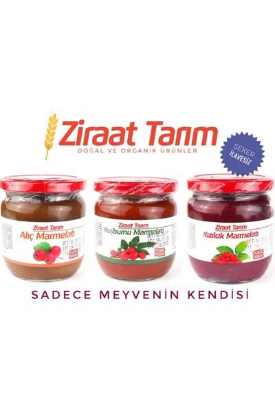 Ziraat Tarım Şeker İlavesiz Kuşburnu Marmelatı 450 Gr