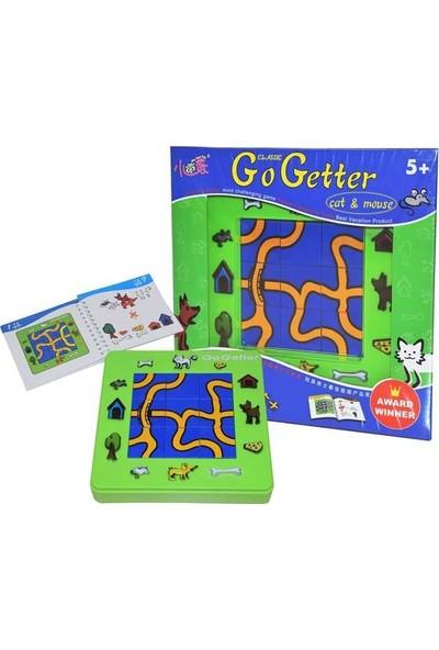 Zet Zeka Go Getter Cat And Mouse