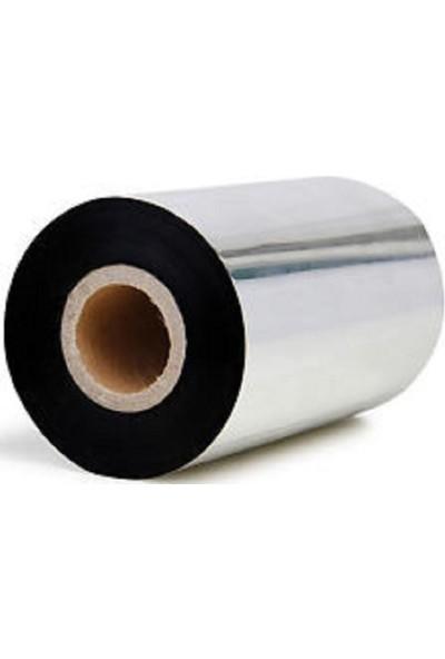 Arkat Etiket Arkat 110 mm x 74 mt Wax - Resin Ribon ( 10 Adet ) 1 KOLİ : 10 ADET