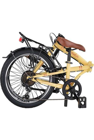 Ümit Cunda 6 Vites Katlanabilir Bisiklet
