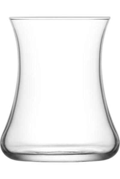 Lav Lal 6'lı Çay Bardağı