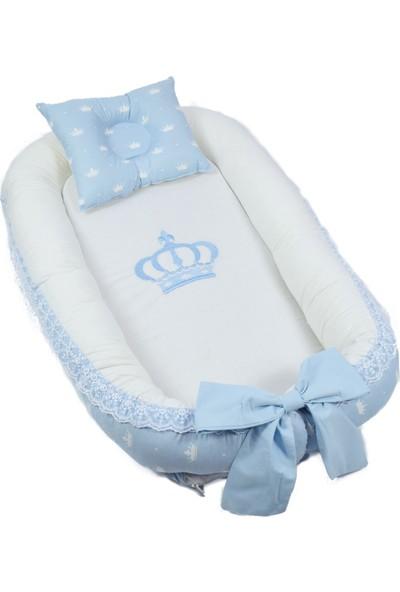 Babyroom Babynest Royal Blue