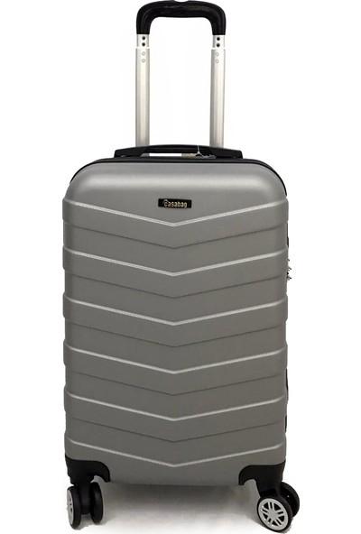 Casa Bag ABS Valiz Kabin Boy