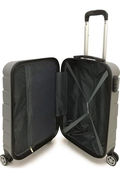 Casa Bag ABS Valiz 3'lü Set Kabin - Orta - Büyük