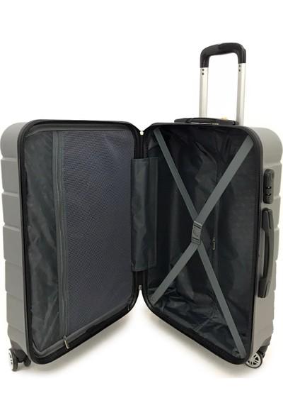 Casa Bag ABS Valiz Orta Boy