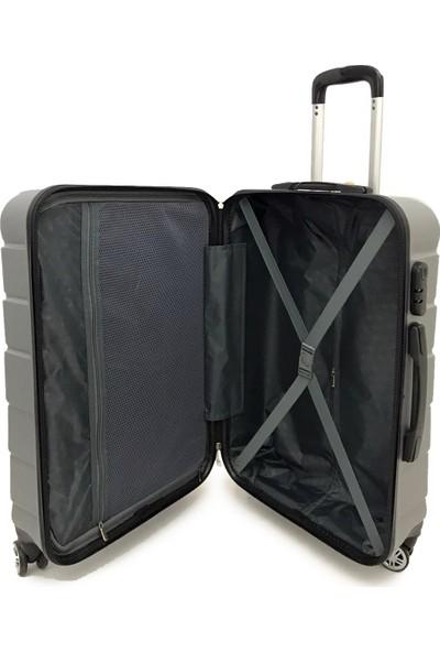 Casa Bag ABS Valiz 2'li Set Orta - Büyük