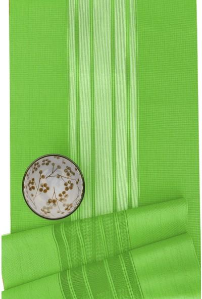 Özenev Fıstık Yeşili Modern Runner