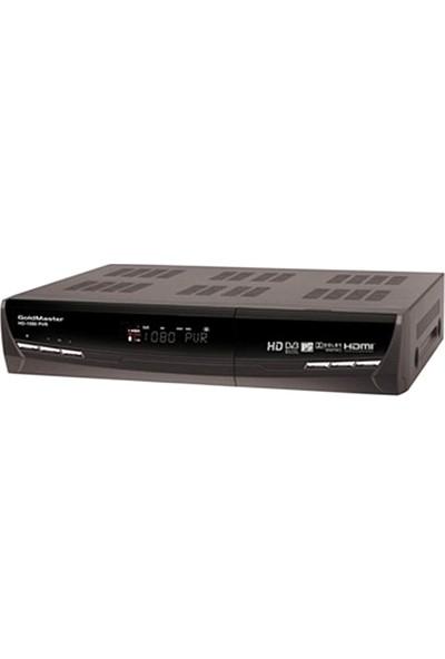 Goldmaster HD-1080 Pvr Dijital Hd Uydu Alıcısı