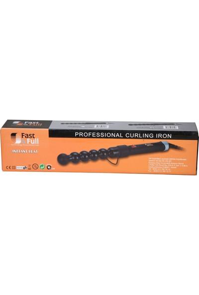 Fast & Full 167E Boğum Saç Şekillendirici Maşa