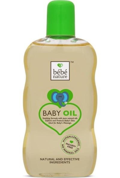 Bebe Nature Bebek Yağı 120 ml