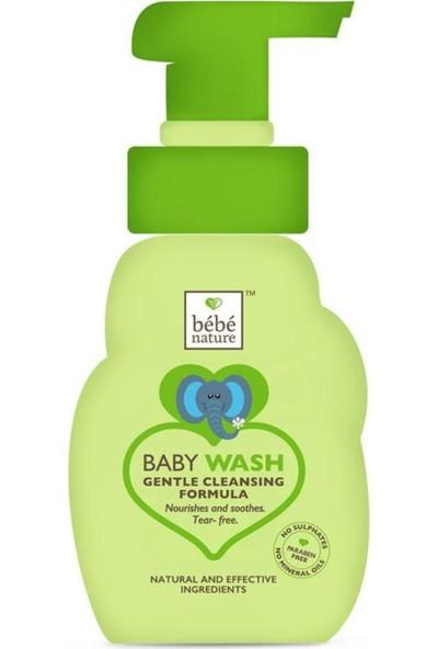 Bebe Nature Bebek Yıkama Nazik Temizleyici 260 ml