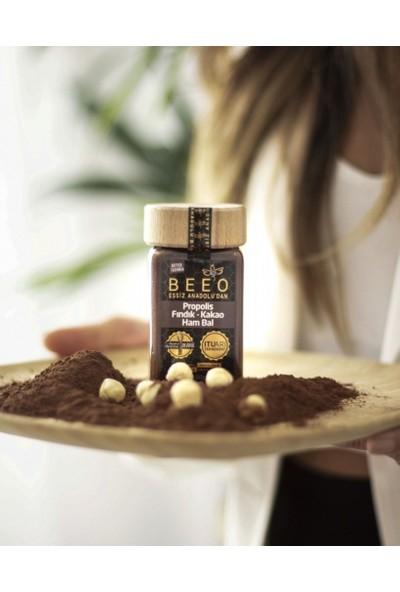 Bee'o Kakao - Fındık - Ham Bal 180 gr