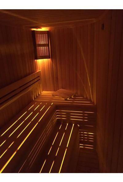 Proart Sauna Aydınlatma Aplikleri Özel Tasarım Gün Işığı