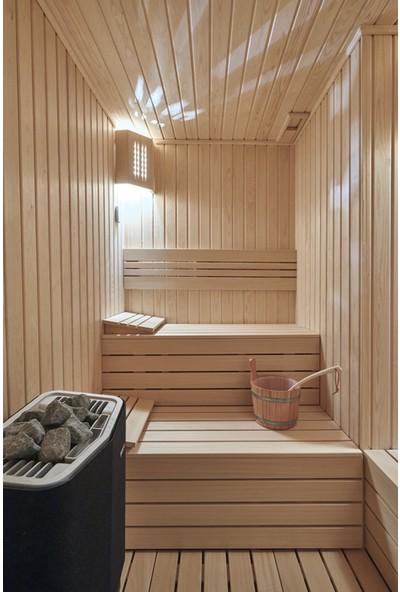 Proart Sauna Aydınlatma Aplikleri Özel Tasarım Kırmızı Işık