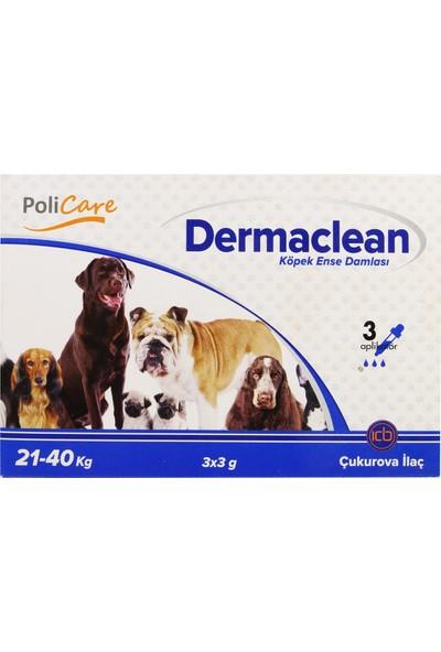 Dermaclean Bit Pire Kene İçin Köpek Ense Damlası (3x3 gr)