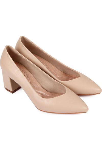 Gön Kadın Topuklu Ayakkabı 38918