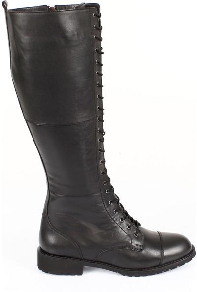 Gön Deri Kadın Çizme 64601