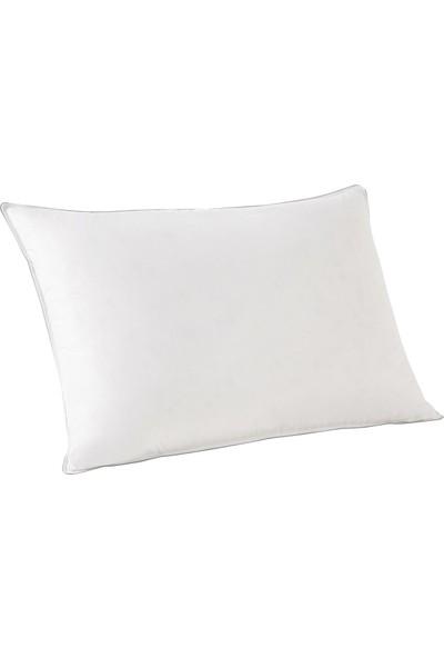 Yataş Bedding Deluxe Kaz Tüyü Yastık 800 gr (%70 Gıdık) (50X70 Cm)