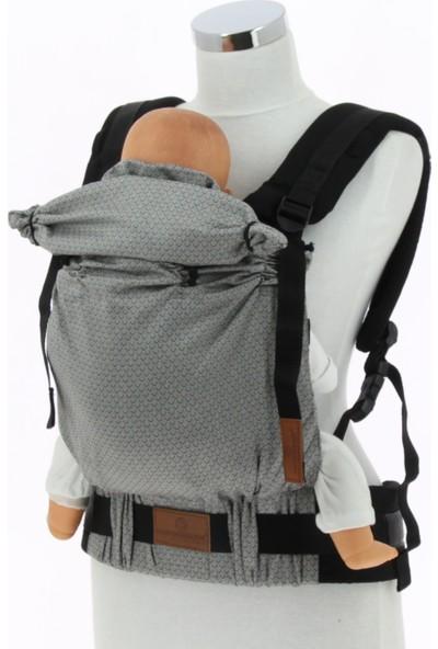 New Age Bebekle Büyüyen %100 Pamuklu Ergonomik Bebek Kanguru (0-4 Yaş) - NEST