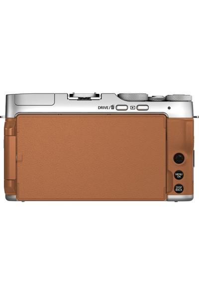 Fujifilm X-A7 Kahve + XC 15-45 mm Lens Kit