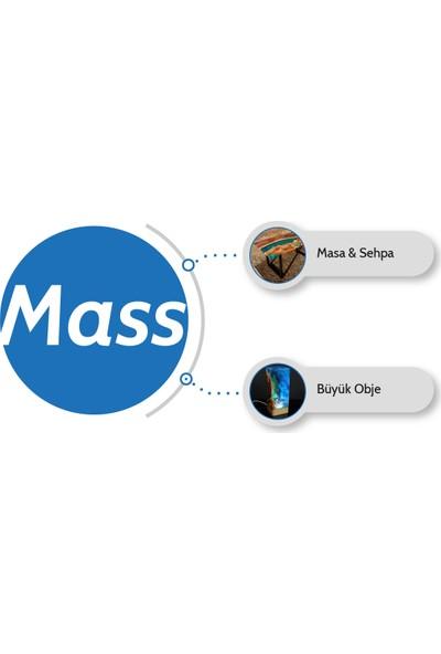 Mass A + B Büyük Hacim Için Ultra Şeffaf Epoksi Reçine 28 kg