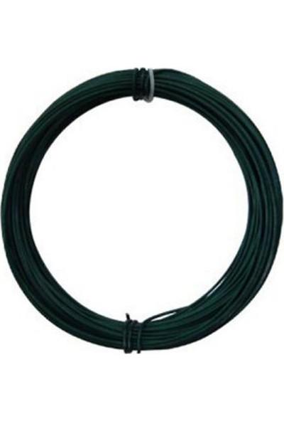 adelinspor PVC Kaplı Bağlama Teli 3 mm İç 2,1 mm 5 kg