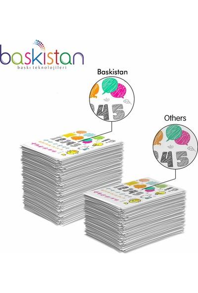 Baskistan Epson L6160 Uyumlu Mürekkep Seti 4x100 ml 3000 Sayfa
