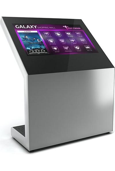 "Cletech Z Serisi 32"" Digital Signage Kiosk"