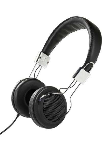 Vivanco 34879 Street Style X-Bass Kulaküstü Siyah Kulaklık
