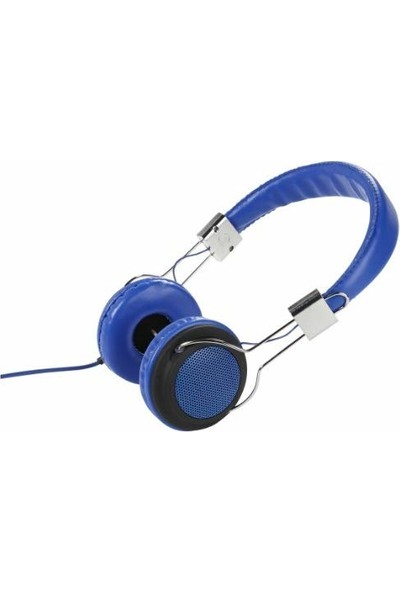 Vivanco 34881 Street Style X-Bass Kulaküstü Mavi Kulaklık