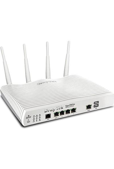 Draytek Vigor 2862AC Vdsl2 & Adsl2+ Dual-Wan Security Firewall