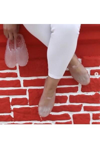Nmoda Erkek Bayan Çocuk 5 Renk Deniz Ayakkabı Plaj Ayakkabı 26-46 Arası