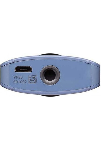 Ricoh Theta Sc2 4K 360 Derece Kamera Mavi