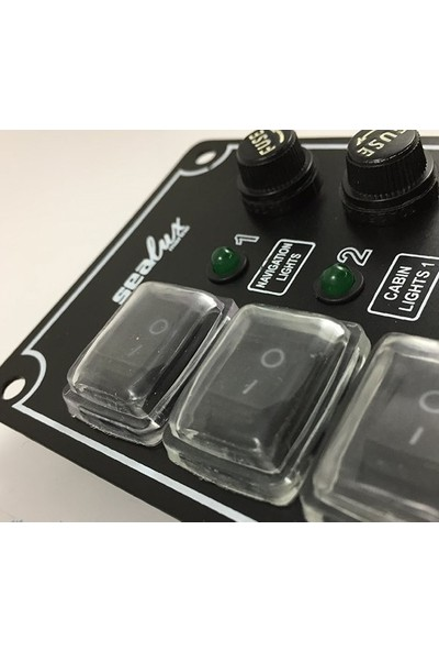 Sealux Switch Panel Izoleli Yatay