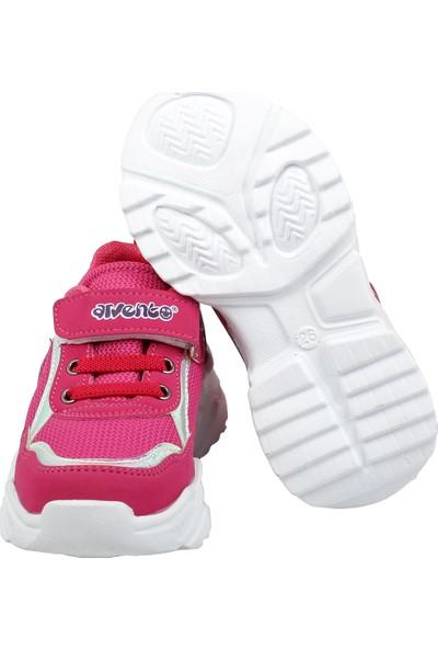 Ayakland Arv 270 Günlük Fileli Cırtlı Kız - Erkek Çocuk Spor Ayakkabı Mor