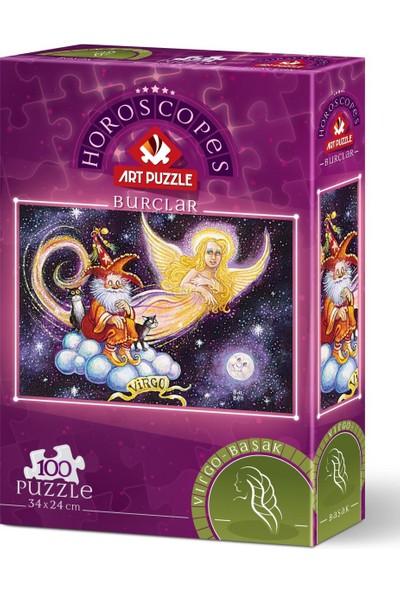 Art Puzzle Başak Burcu 100 Parça Puzzle