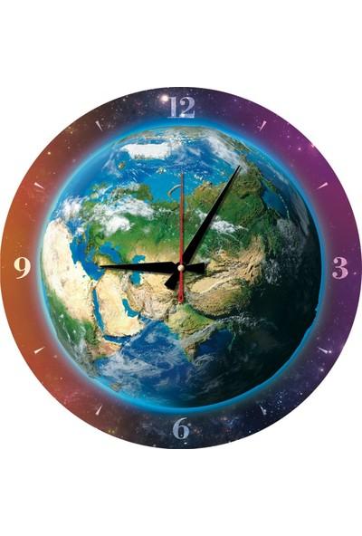 Art Puzzle Dünya Saati 570 Parça Saat Puzzle
