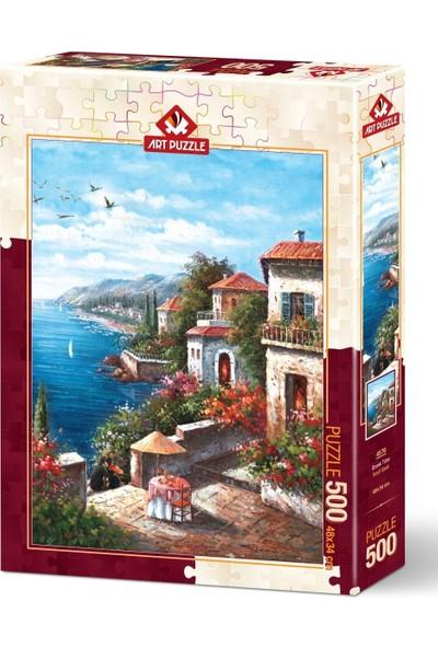Art Puzzle Keyif Saati 500 Parça Puzzle