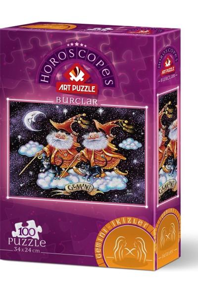 Art Puzzle Ikizler Burcu 100 Parça Puzzle