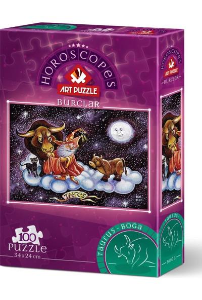 Art Puzzle Boğa Burcu 100 Parça Puzzle