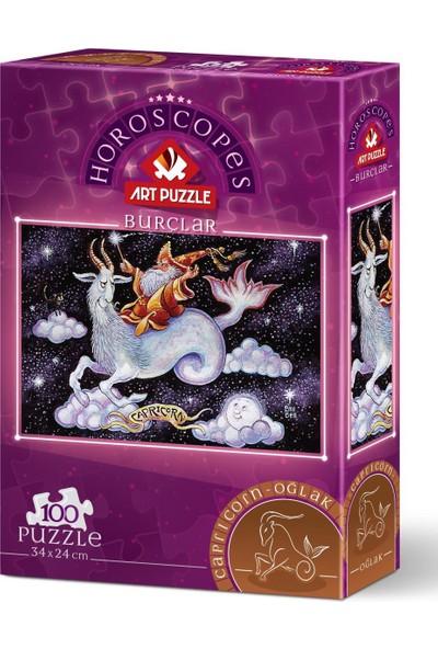 Art Puzzle Oğlak Burcu 100 Parça Puzzle