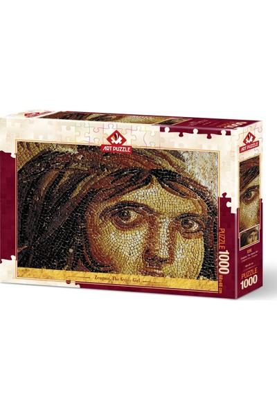 Art Puzzle Çingene Kızı, Zeugma 1000 Parça Puzzle