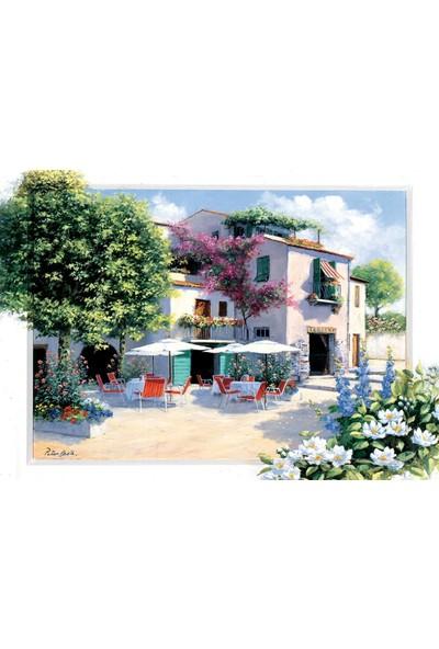 Art Puzzle Cafe Villa 500 Parça Puzzle