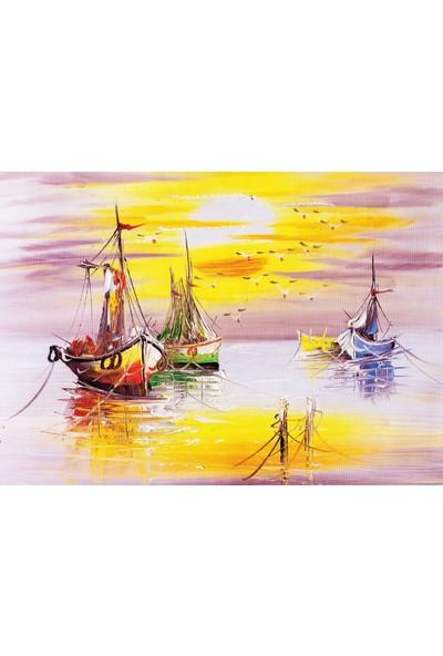 Art Puzzle Akşam Güneşi 500 Parça Puzzle